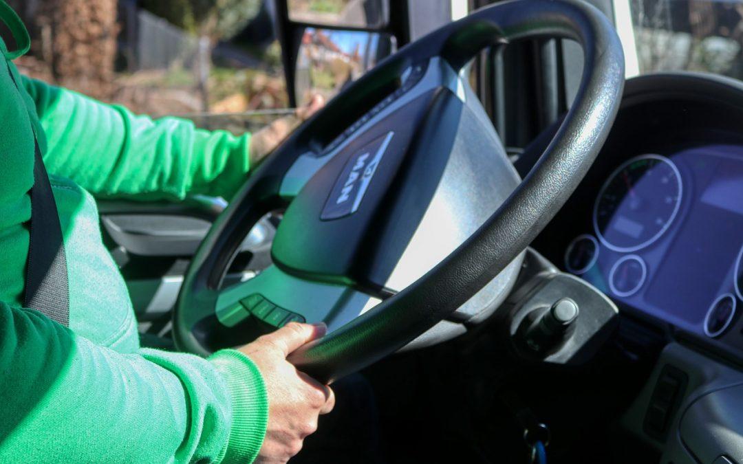 La Unión Europea preocupada por la escasez de conductores profesionales