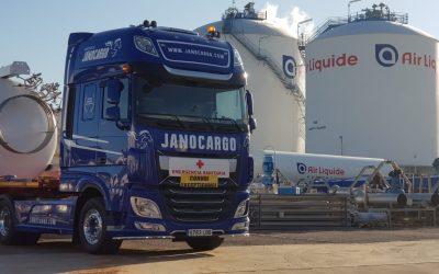 Estado de Alarma: El transporte de mercancías por carretera estratégico para mantener los suministros