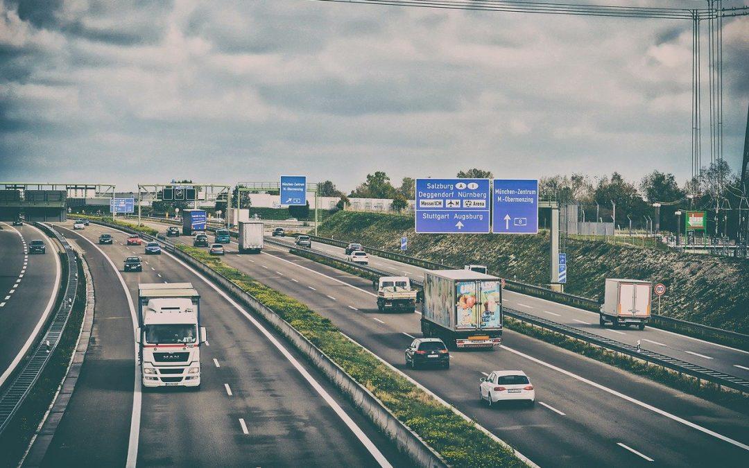 COVID-19: El transporte español reduce un 43% su actividad